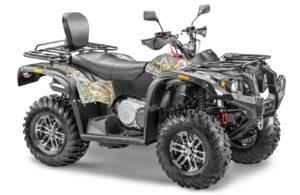 STELS ATV 650YL EFI LEOPARD