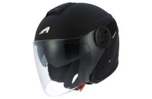 Шлем ASTON DJ10 Mono, матовый / черный