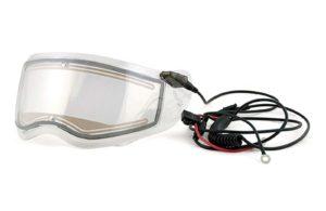 Визор для шлема ASTONE RT1200 прозрачный с подогревом