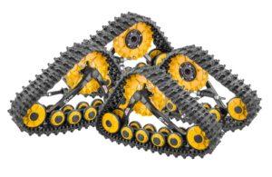 Гусеничный комплект для ATV всесезонный S.PRO (черно-желтый)