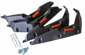 Комплект расширителей арок для ATV STELS 800 GUEPARD