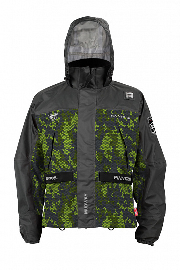 Куртки Finntrail MUDWAY 2000CamoGreen CAMOGREEN