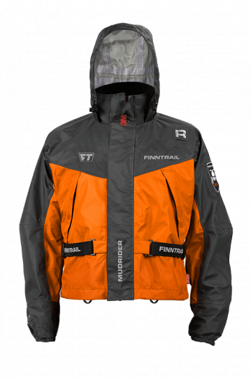 Куртки Finntrail MUDRIDER 5310Orange ORANGE