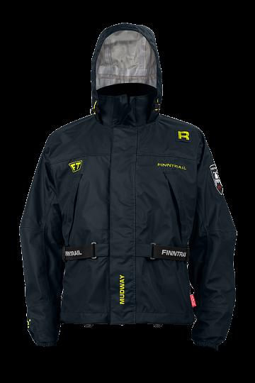 Куртки Finntrail MUDWAY 2000Graphite GRAPHITE