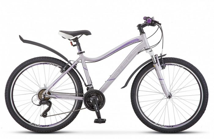 Горные женские велосипеды