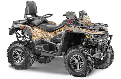 STELS ATV 800G GUEPARD Trophy CVTech